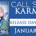 Call sign karma by jamie rae - release day blitz