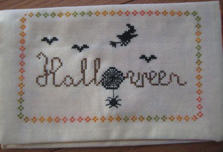 Echange Halloween 2011