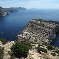 cap et calanque de morgiou