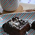 Gourmandise cacaotée