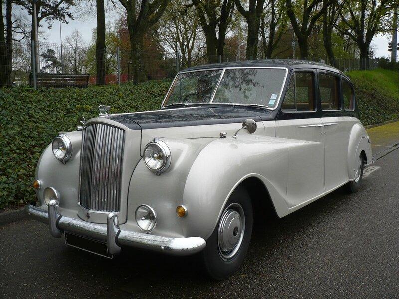 AUSTIN Princess limousine Haguenau (1)
