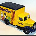 Altaya Corgi 49 A Bedford 30 CWT Cola Cao 01