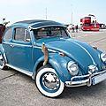 VOLKSWAGEN VW Coccinelle découvrable Lahr (1)