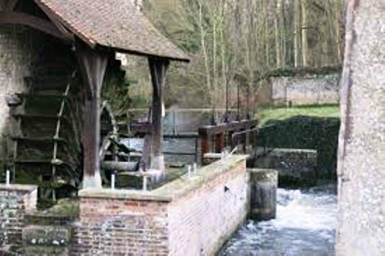 Moulin (Image Fondation et Patrimoine)