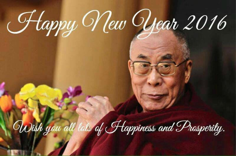 happy new year 2015 dalai-lama