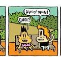 Strip 127 / bill et bobby / hop !