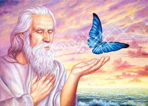 Omraam-papillon