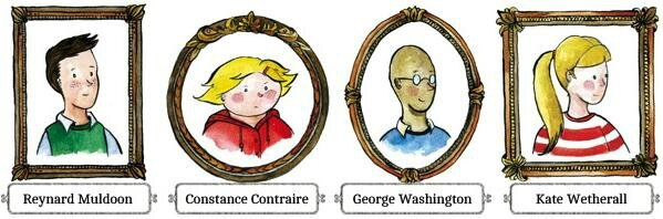 lecerclebenedictpersonnages
