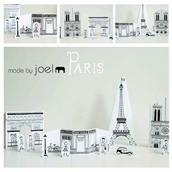 paris paper city