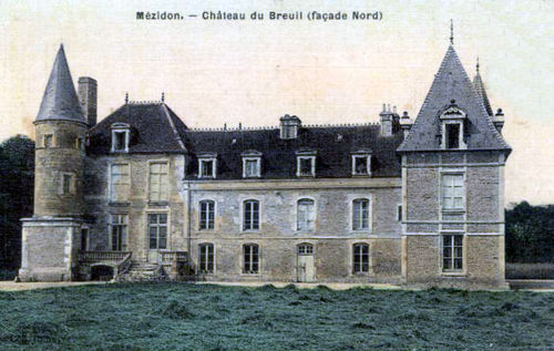 Le Breuil - le château