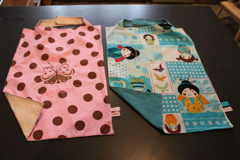 Serviettes de table enfant mellow forever for Trousse de couture pour enfant