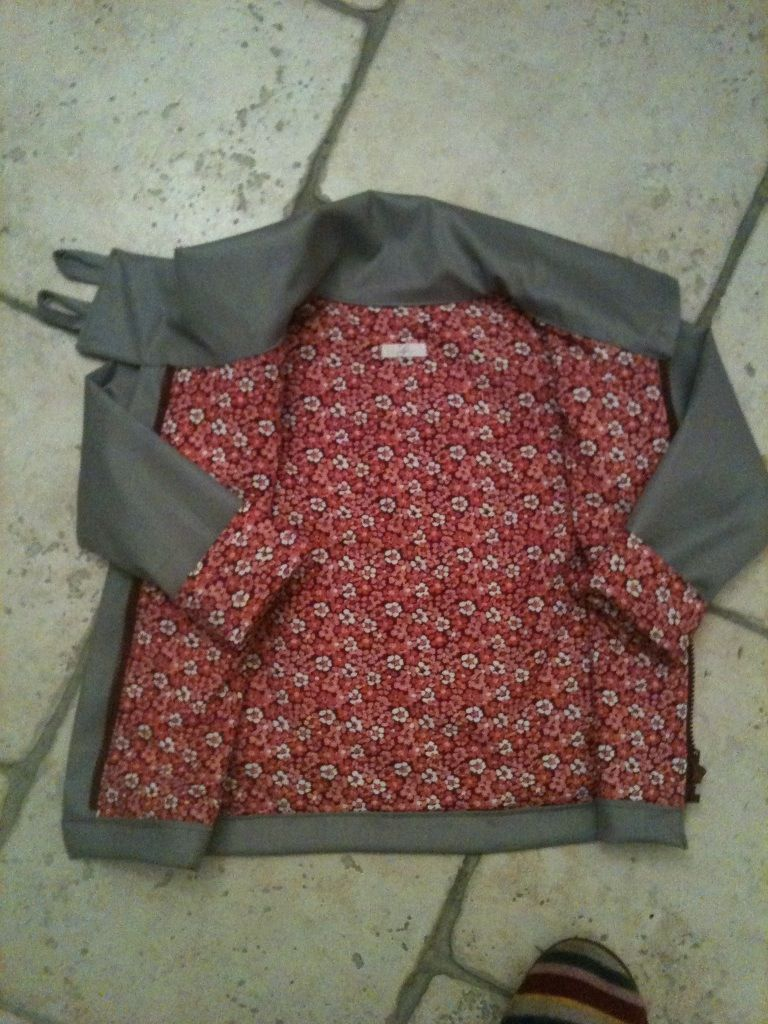 Urban weekender coat