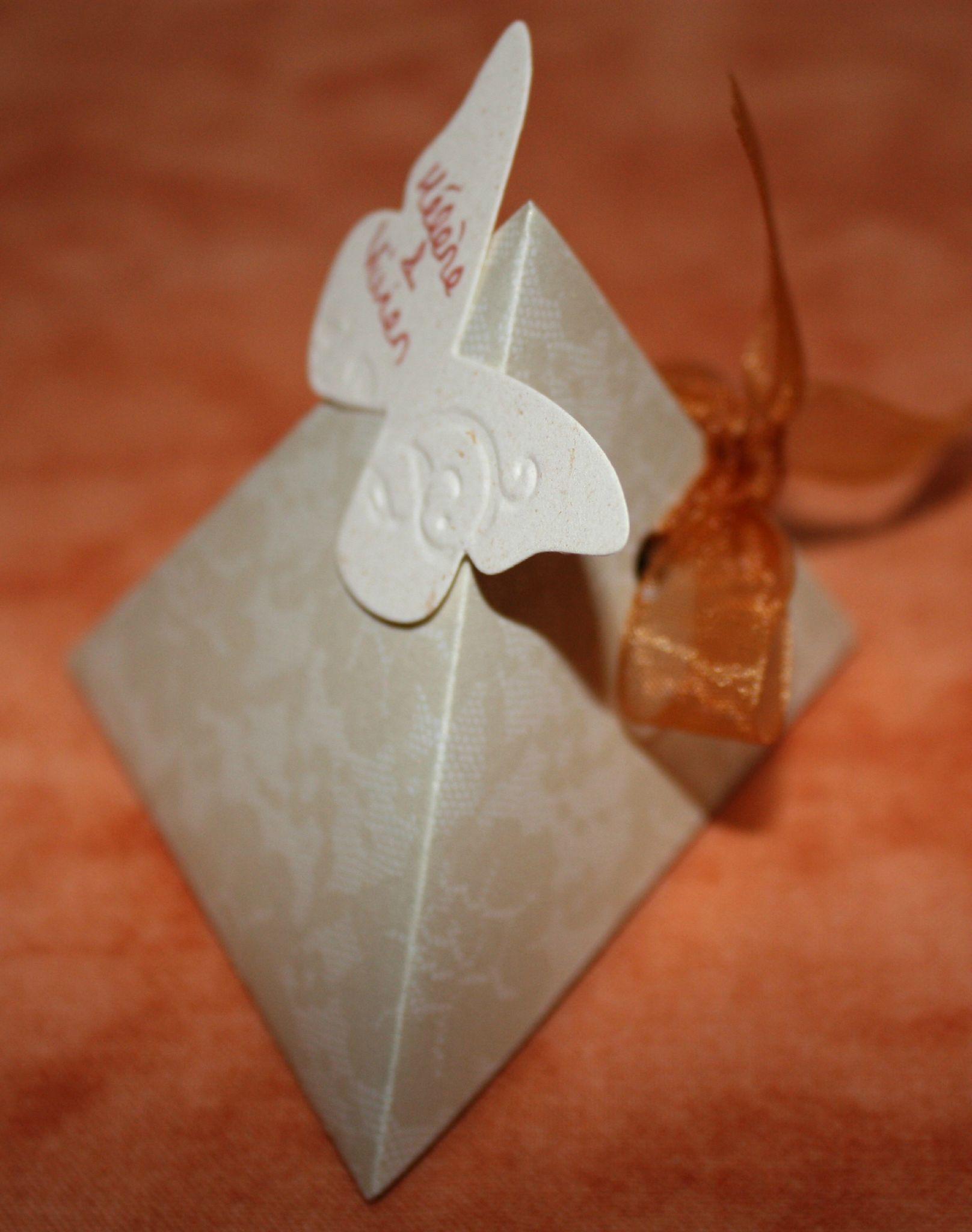 Exceptionnel boites de dragées et faire-part du mariage de ma fille - scrap et  PS62