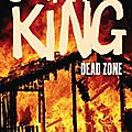 Stephen king - dead zone