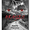 Orages d'estelle tharreau