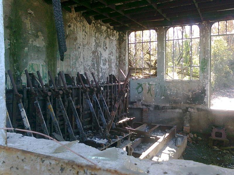 Mas des Gardies (Gard) 4, Poste Bifur