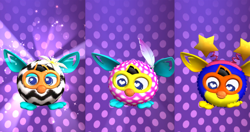 Furby Boom Application 24