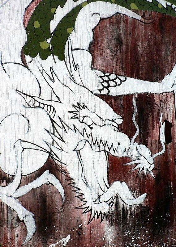 graff dragon