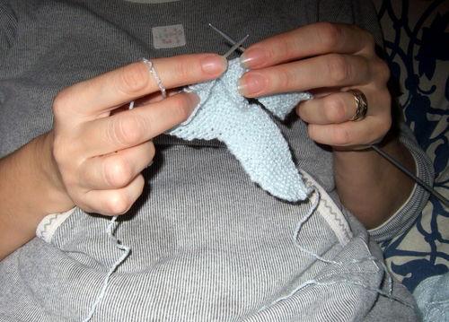 Ilhi - tricoteuse