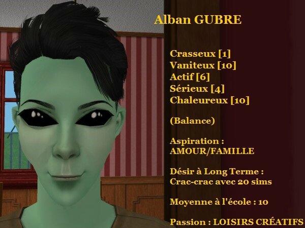 Alban GUBRE