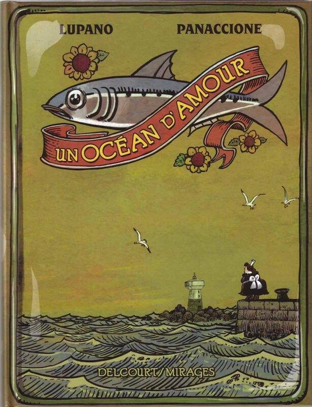 BD un océan d'amour