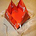 Mignonnette pyramidale ouverte