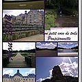 Visite au château de vaux le vicomte