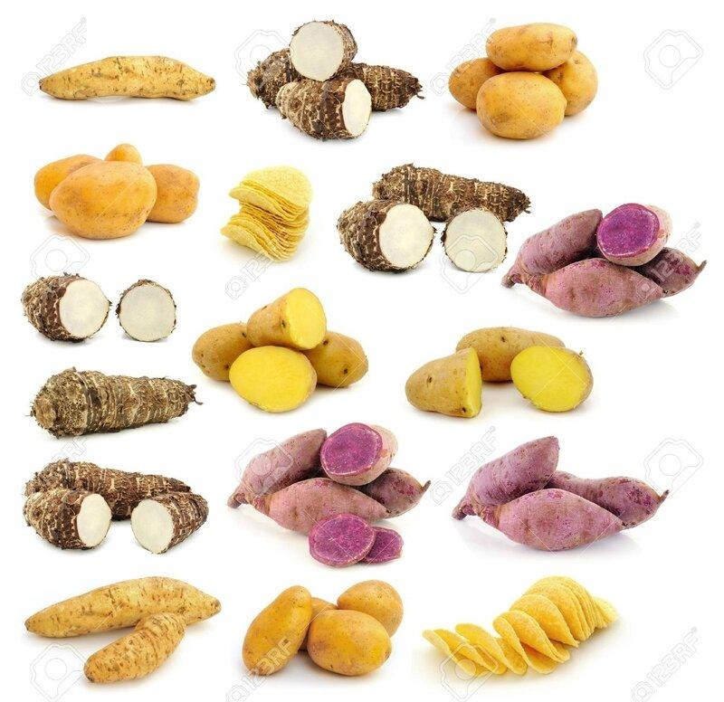 patates douces variétés