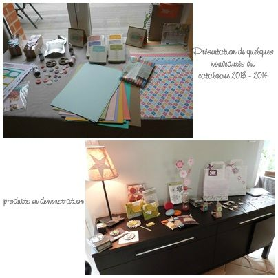 portes ouvertes 2014 stampin up