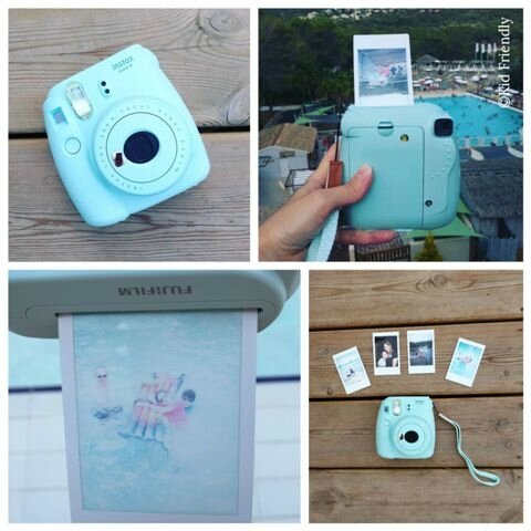 Souvenirs by mon Instax Mini ©Kid Friendly