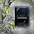 Service presse de l'ivre book : melankholia (elodie beaussart)