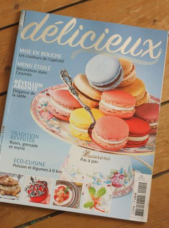 magazine delicieux numero 1 blog chez requia
