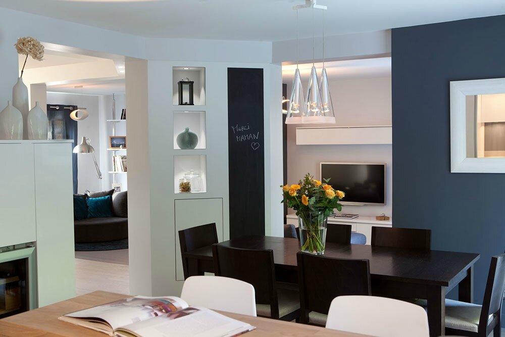 bleu bois et blanc sonia saelens d co. Black Bedroom Furniture Sets. Home Design Ideas