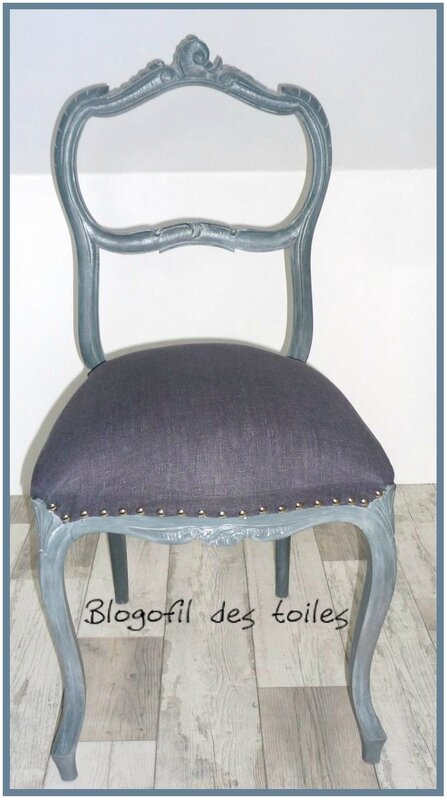 CHAISE ASSISE LIN