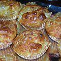Cake au maroilles et aux lardons...