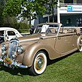 RILEY RMD drophead coupé 1950 Madine (1)