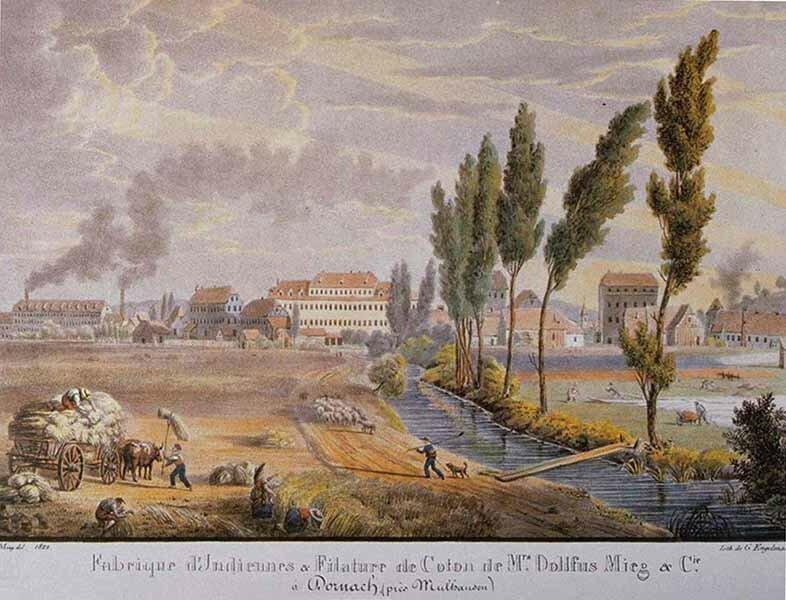 filature 1812-1