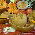 Pommes fourrées à la vergeoise, recette du ch'nord !!!