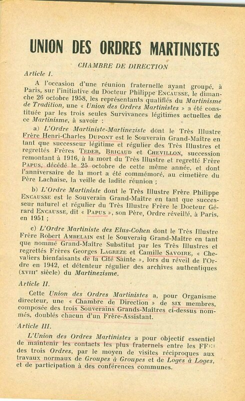 1958_Union Ordres Martinistes-02
