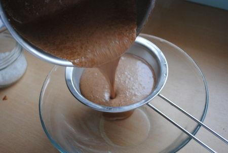 Nutella maison la cuisine de karinette - Nutella maison lait concentre ...