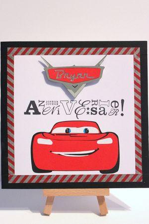 Carte Bryan 3 ans FlashMcQueen (1)