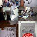Retour sur les ateliers bd du 31 mai