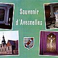 Avesnelles - l'eglise saint-denis