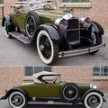 DUESENBERG - Model A - 1925