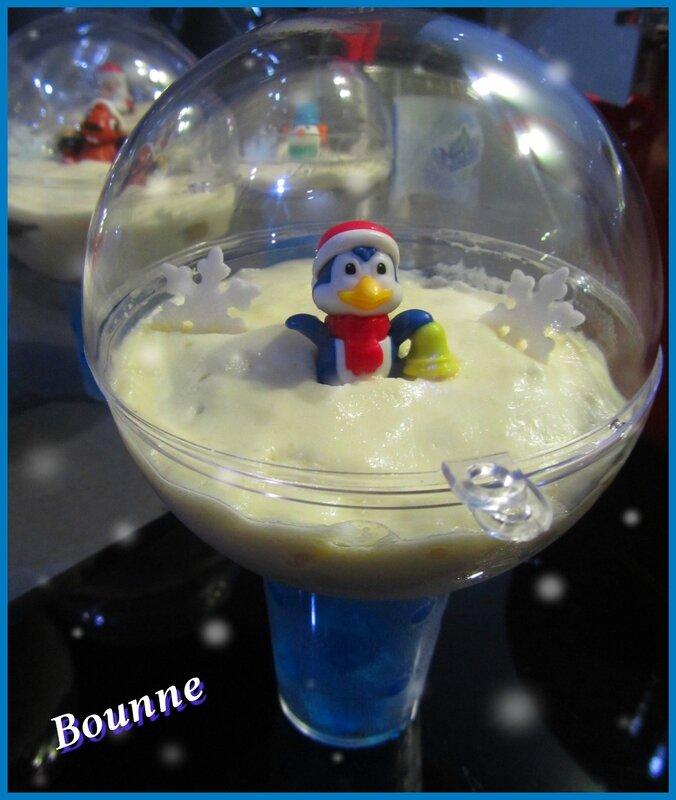 Tiramisu dans une boule de noël (8)