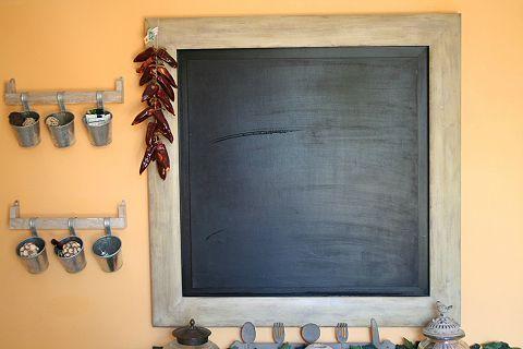 Meubles de cuisine meubles de cuisines - Tableau noir pour cuisine ...