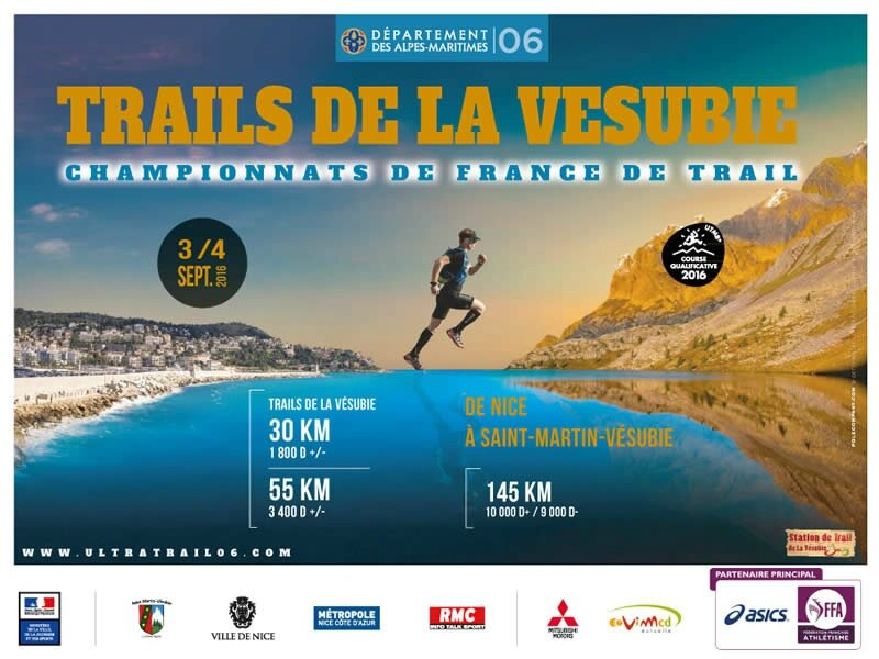 -CHPTS DE FRANCE DE TRAIL COURT-LONG 4/5 SEPTEMBRE