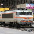 BB 7324 en gare de Paris Austerlitz