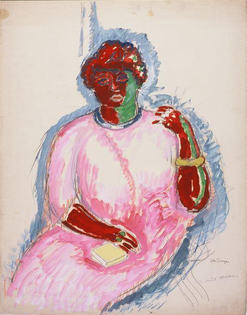 Madame_de_Saint_M_ran_1905_de_Kees_van_Dongen