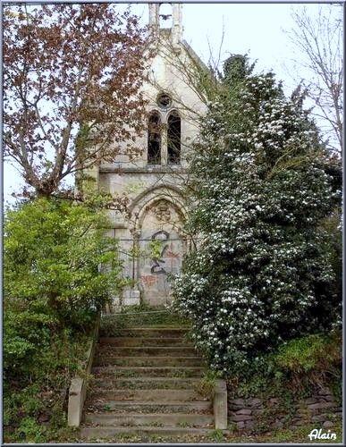 Rennes, la Chapelle Notre Dame de Bon Secours
